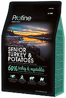 Profine Senior Turkey Lamb & Potatoes сухий корм для літніх собак з індичкою і картоплею 15 кг