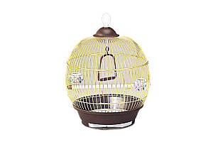 Клітка AnimAll 23B-G для канарки, 23 × 36.5 см