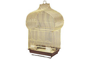 Клітка AnimAll 6102-G для птахів, 47 × 36 × 88 см