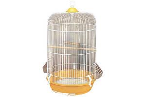 Клітка AnimAll N33A-3 для птахів, 33 × 59 см