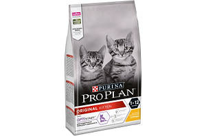 Сухий корм Pro Plan Cat Kitten 1.5 кг для кошенят з куркою