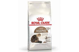 Royal Canin Ageing 12 2 кг - сухий корм для зрілих котів старше 12 років