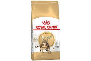 Royal Canin Bengal Adult 2 кг - Сухий корм спеціально для дорослих бенгальських котів старше 12 місяців
