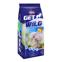 Сухий корм для собак Panzi Get Wild Sensitive Lamb (ягня) 15 кг
