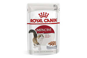 Royal Canin Instinctive Loaf 85 г х 12 - паштет для взрослых кошек от 1 года