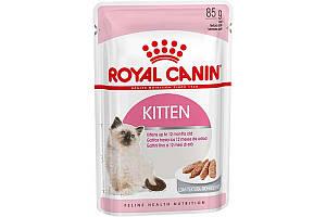 Royal Canin Kitten Instinctive Loaf 85 г х 12 - паштет для котят от 4 до 12 месяцев