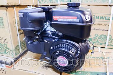 Двигатель Weima GE 177 F-T (шлицы 25 мм) 9,0 л.с