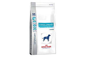 Royal Canin Hypoallergenic Moderate Calorie 14 - для собак страждають надмірною вагою при харчової алергії