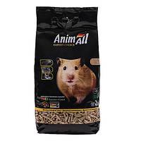New AnimAll 2 кг - Наповнювач деревний для гризунів