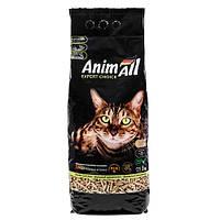 New Наповнювач AnimAll 3 кг - Деревне наповнювач для котів