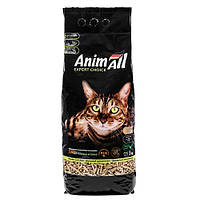 New Наполнитель AnimAll 3 кг - Древесный наполнитель для котов