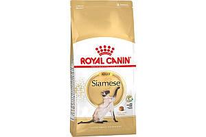 Royal Canin Siamese Adult сухий корм для котів сіамської породи від 12 місяців, 10 кг