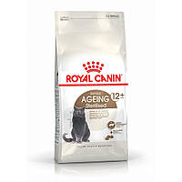 Royal Canin Sterilised 12+ 2 кг -сухой корм для стерилизованных котов от 12 лет