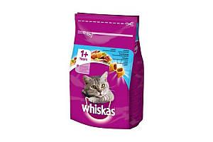 Сухий корм Whiskas з тунцем 14 кг для дорослих кішок