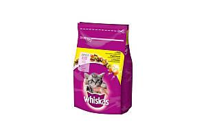 Whiskas Junior з куркою 14 кг - сухий корм для кошенят