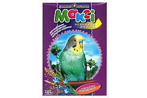 Макси корм для попугаев основной рацион, 585 г мелок