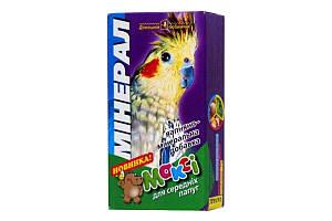Макси мелок для средних попугаев.