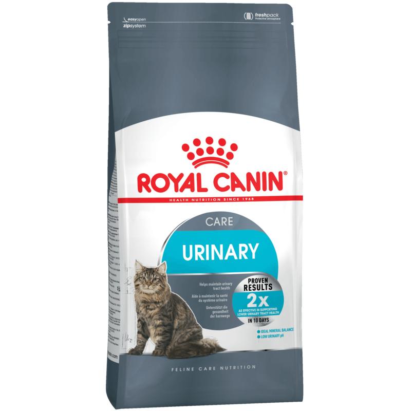 Royal Canin Urinary Care 2 кг - Корм профилактики мочекаменной болезни у котов
