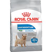 Корм Royal Canin Mini Light Weight Care 3 кг для собак дрібних порід схильних до надмірної ваги