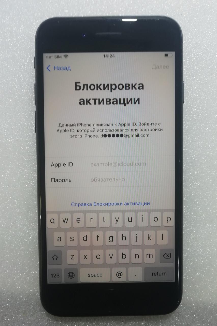 IPhone 8 icloud на запчасти 010601
