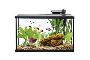 Resun STH-40 акваріум з фільтром і освітленням, 510x256x325 мм, 37,8 літрів