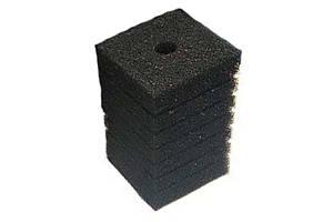 Resun фільтрує, губка 10х10х20см, середньо пориста, 35ppi