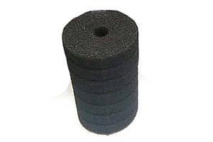 Resun Фильтрующий материал губка 10х15см, средне пористая, 35ppi