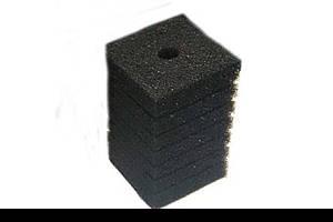 Resun Фильтрующий материал губка 8х8х14см, средне пористая, 35ppi