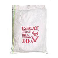 Наполнитель силикагелевый для кошачьего туалета EtiCAT 10 л 4,2 кг