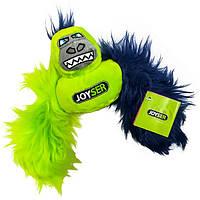 Joyser Squad Mini Gorilla ДЖОЙСЕР МИНИ ГОРИЛЛА мягкая игрушка для собак зеленый   S/M   9 см
