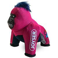 Joyser Mightus Mighty Gorilla ДЖОЙСЕР МОГУЧАЯ ГОРИЛЛА мягкая игрушка для собак розовый   26х19х24 см