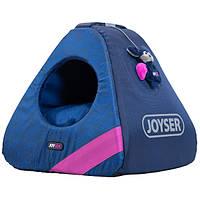 Joyser Chill Cat Home ДЖОЙСЕР домик для котов, игрушка летучая мышь с кошачьей мятой 40х40х41 см