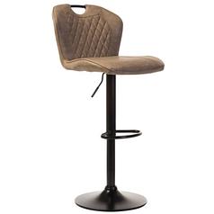 Барний стілець В-102 бежевий антик