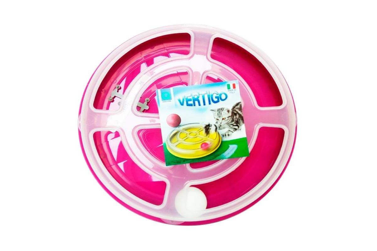 Іграшка інтерактивна Georplast Vertigo для кішок, 29 см
