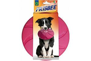 Игрушка фрисби Georplast Superdog Lux летающая для собак, 23,5 х 28,5 см