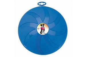 Игрушка фрисби Georplast Superdog летающая для собак, 23,5 см