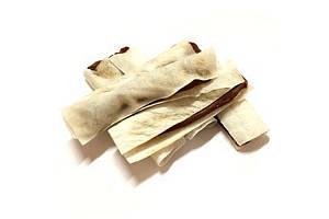 Лакомство сырокопченые чипсы Dog Snack для собак крупных пород, с утиным мясом, 500 г (пакет)