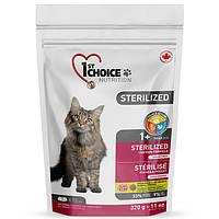 1st Choice Sterilized Chicken 10 кг корм для кастрированных котов и стерилизованных кошек