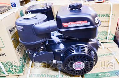 Двигатель Weima GE 188 F-T (вал 25 мм, шлицы) 13,0 л.с