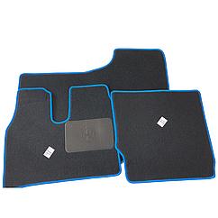 Коврики в салон ворсовые для DAF XF 95 01 АКПП/ДАФ