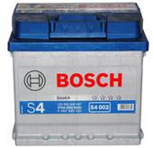 Автомобильные стартерные батареи BOSCH