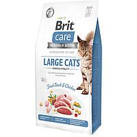 Корм Brit Care Cat GF Large cats Power & Vitality 7 кг для котів великих порід
