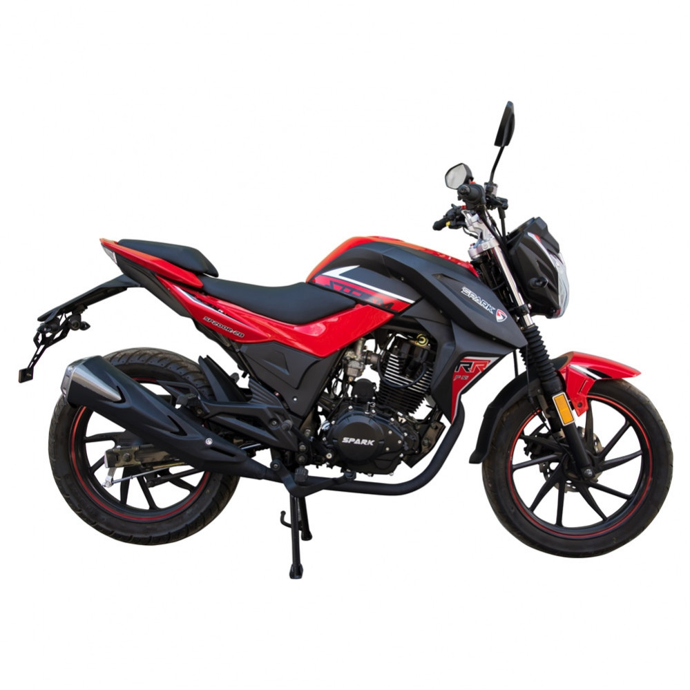Мотоцикл SPARK SP200R–28, 200 куб. см, двомісний дорожній
