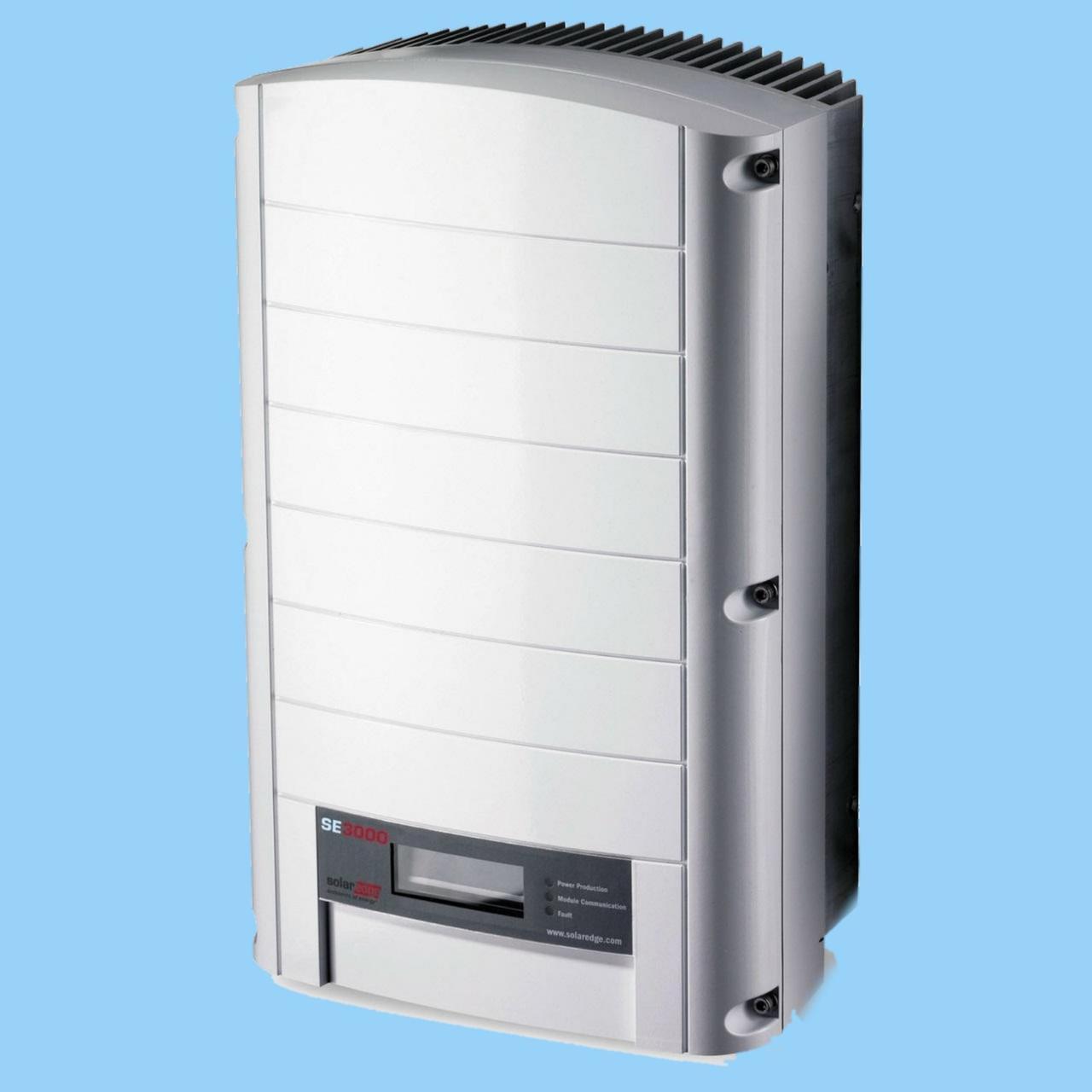 Мережевий інвертор ЅЕ15К SolarEdge (перетворювачі, зелений тариф, сонячна панель інвертори)