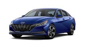 Hyundai Elantra (CN7) 2020-
