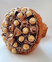 Букет из конфет для мужчины Mozart подарок солидный мужской букет