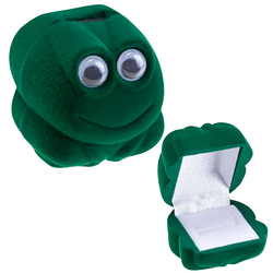 Шкатулка детская Зеленый