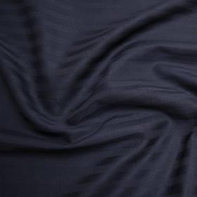 Наволочки Iris Home Отель - Сатин Страйп 1*1 темно-синий 70*70 (2шт)