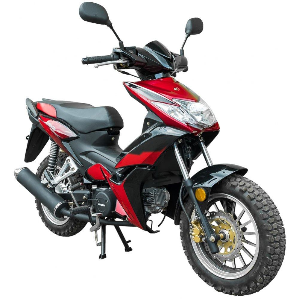 Мотоцикл Spark SP125C-4WQ
