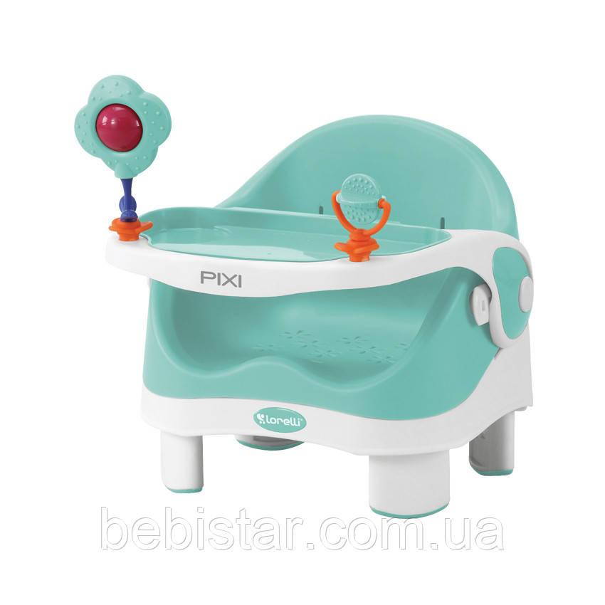 Стільчик-бустер для годування Lorelli Pixi з 6 місяців і до 3-х років
